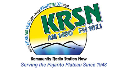 Radio Interview with KRSN
