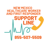 HEALTHCARE WORKER AND FIRST RESPONDER SUPPORT LINE